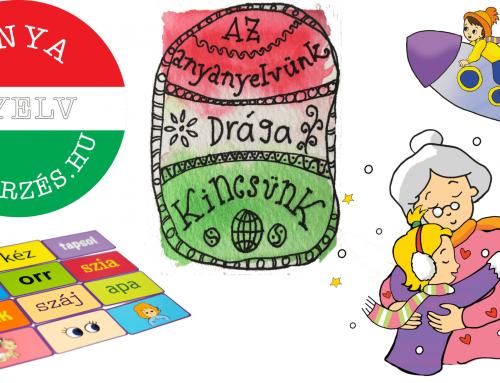 Október a kétnyelvű gyermekek hava