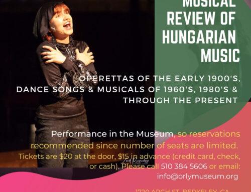 Magyar kulturális hét Kaliforniában, újra élőben